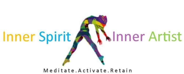 Inner Spirit Inner Artist_White